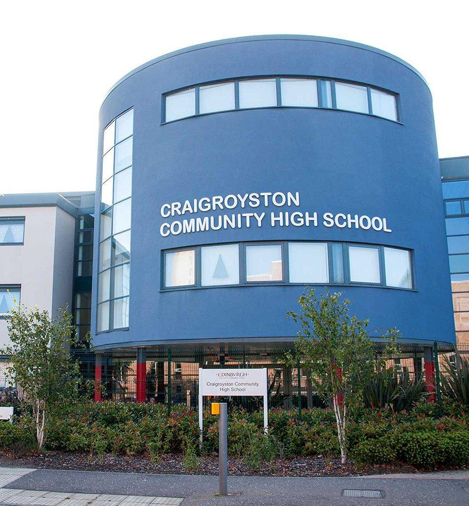 Craigroyston